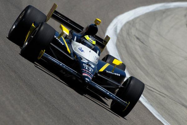 4-5 June, 2010, Fort Worth, Texas USATomas Scheckter.©2010, Phillip Abbott, USALAT Photographic