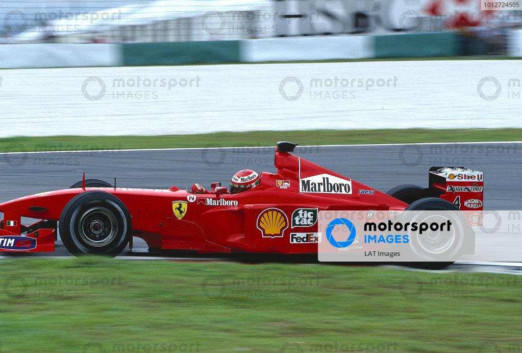 1999 Malaysian Grand Prix.