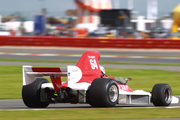 20th,21st&22nd July 2012Silverstone, Northants.THE PETER GETHIN TROPHY FOR F2&F5000Images Copyright Malcolm Griffiths/LATDigital Image C76D6735.JPG