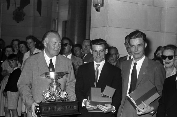 1956 Le Mans 24 Hours.
