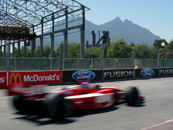 Justin Wilson (GBR), RuSPORT Lola Ford Cosworth.