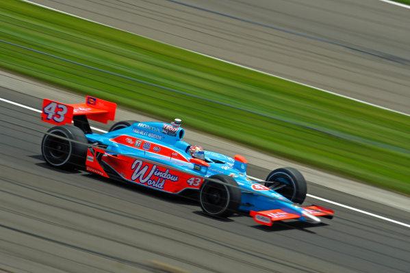 29 May, 2011, Indianapolis, Indiana, USAJohn Andretti (#43)©2011, F. Peirce WilliamsLAT Photo USA