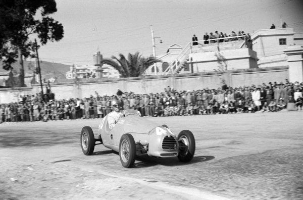 André Simon, Simca-Gordini T15.