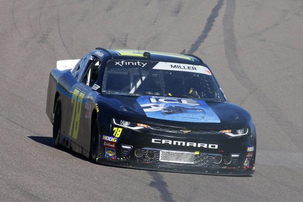 #78: Vinnie Miller, B.J. McLeod Motorsports, Chevrolet Camaro Koolbox