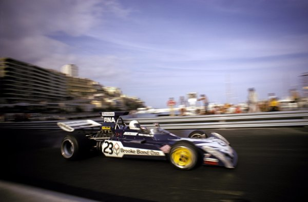 Mike Hailwood (GBR) Surtees TS14A finished eighth.