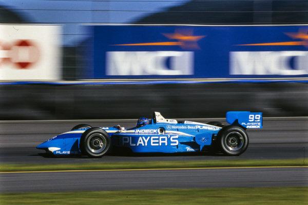 Greg Moore, Forsythe Racing, Reynard 98i Mercedes.