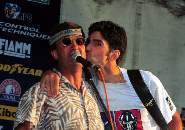 1995 British Grand Prix.