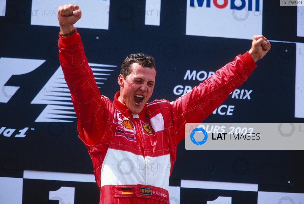 2002 French Grand Prix.