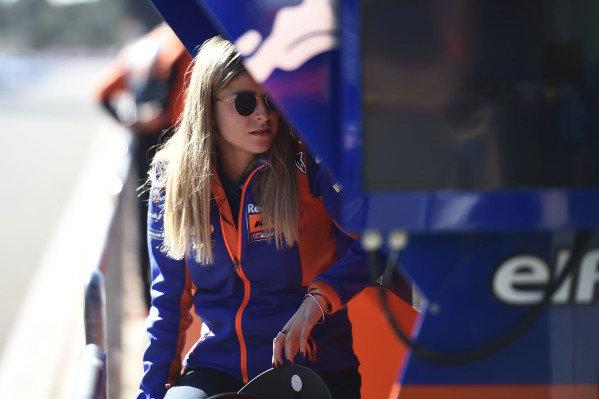 Mathilde Poncharal, Red Bull KTM Tech 3