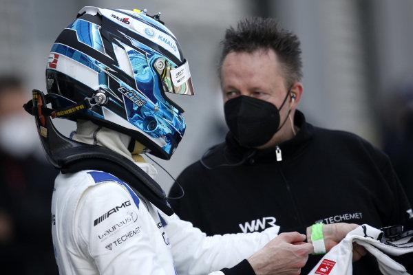 Philip Ellis, Mercedes AMG Team Winward..
