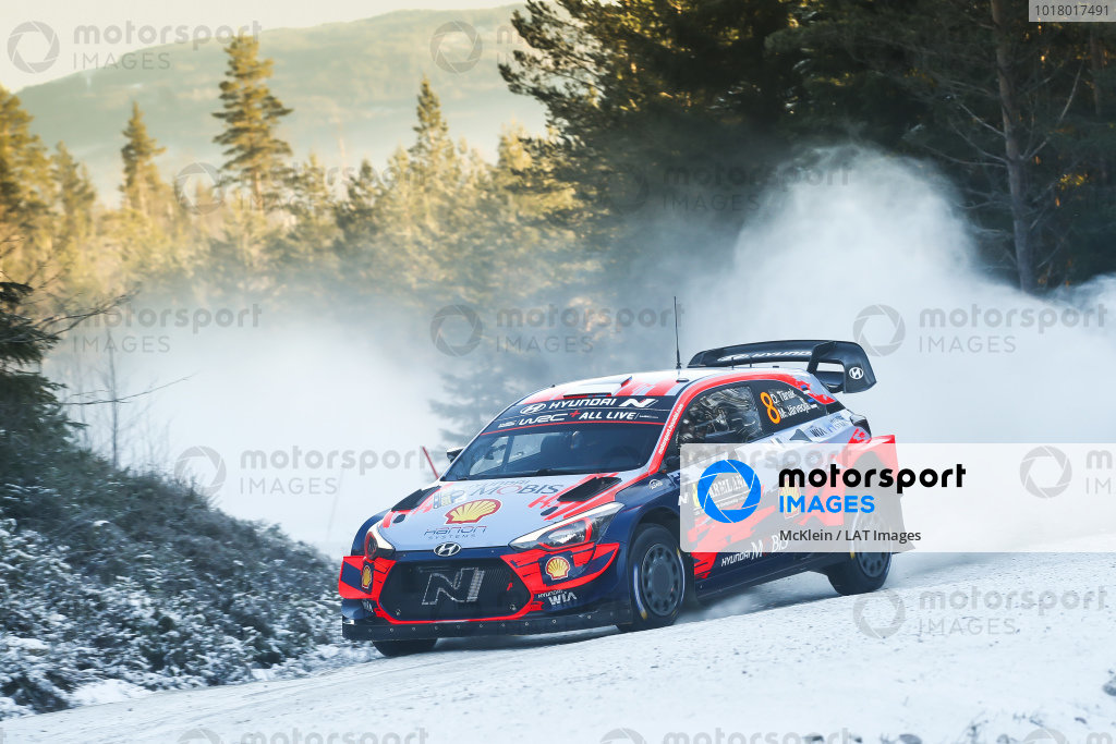 Ott Tänak (EST), Hyundai World Rally Team, Hyundai i20 Coupe WRC 2020
