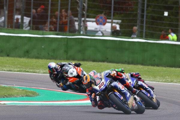 Michael van der Mark, Pata Yamaha, Alex Lowes, Pata Yamaha.