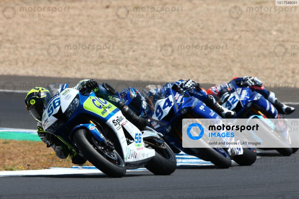 Peter Sebestyen, SSP Hungary Racing and Perolari