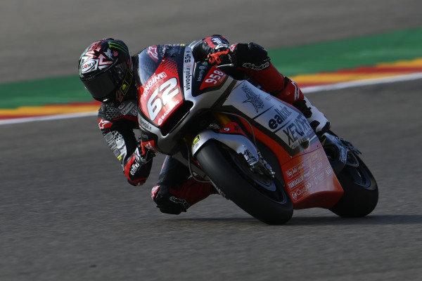 Stefano Manzi, Forward Racing .