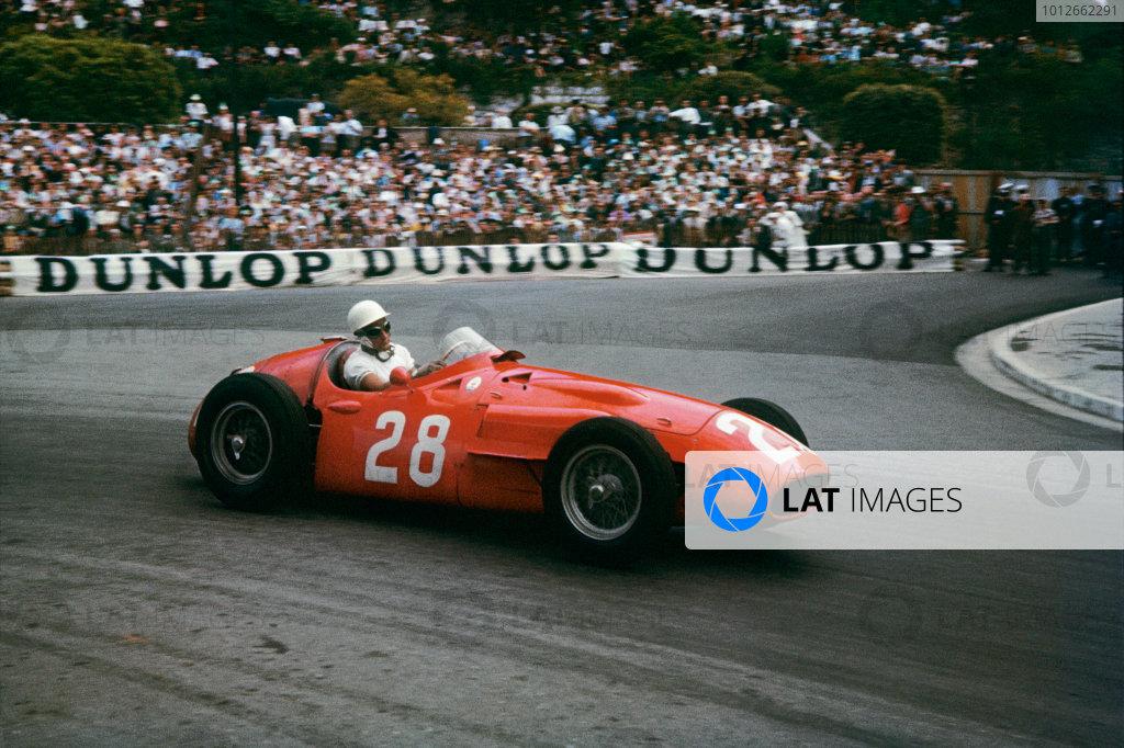 1956 Monaco Grand Prix.