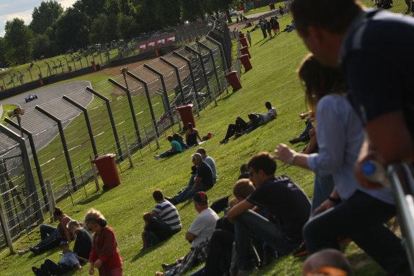 2014 British F3 International Series, Brands Hatch, Kent. 30th - 31st August 2014. British F3 Fans. World Copyright: Ebrey / LAT Photographic.
