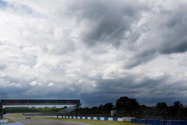 FIA Formula E Test Day Donington Park, UK.  3rd - 4th July 2014.  Photo: Zak Mauger/FIA Formula E ref: Digital Image _L0U5200