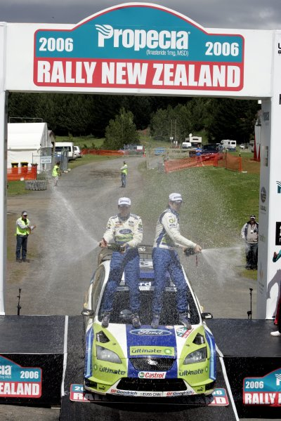 Rally New Zealand, 16-19th November 2006