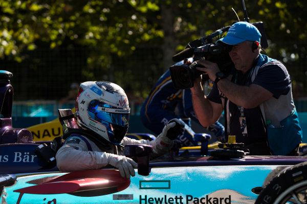 2015 Formula E  Buenos Aires e-Prix, Argentina Saturday 6 February 2016. Sam Bird (GBR), DS Virgin Racing DSV-01  Photo: Sam Bloxham/FIA Formula E/LAT ref: Digital Image _SBL1008