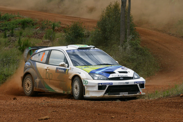 2004 FIA World Rally Champs. Round Sixteen, 