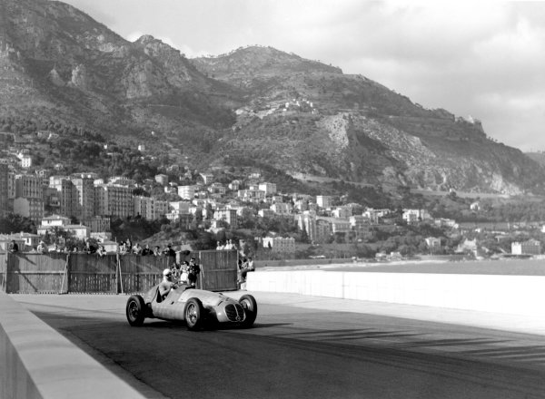 1950 Monaco Grand PrixMonaco, Monte Carlo. 21st May 1950World Copyright: LAT Photographic