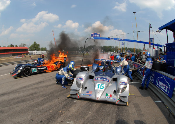 18-19 July, 2008, Lexington, Ohio USA