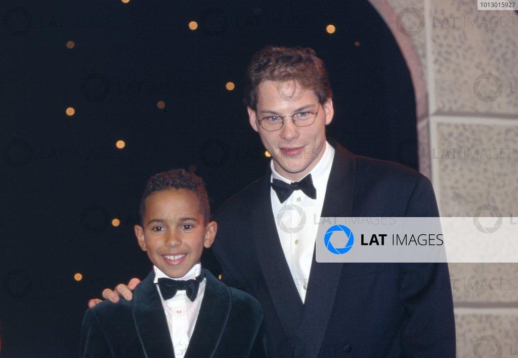 1995 Autosport Awards.
