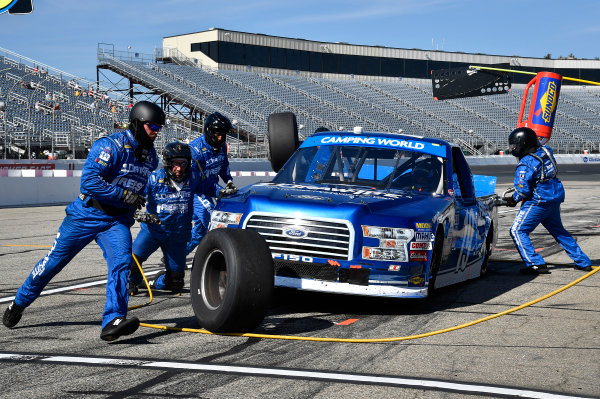 NASCAR Camping World Truck Series UNOH 175  New Hampshire Motor Speedway Loudon, NH USA Saturday 23 September 2017 Chase Briscoe, Cooper Standard Ford F150 World Copyright: Rusty Jarrett LAT Images