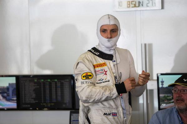 2017 FIA Formula 2 Round 10. Circuito de Jerez, Jerez, Spain. Sunday 8 October 2017. Jordan King (GBR, MP Motorsport).  Photo: Andrew Ferraro/FIA Formula 2. ref: Digital Image _FER3093