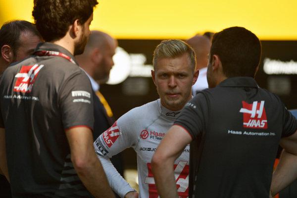 Kevin Magnussen (DEN) Haas F1