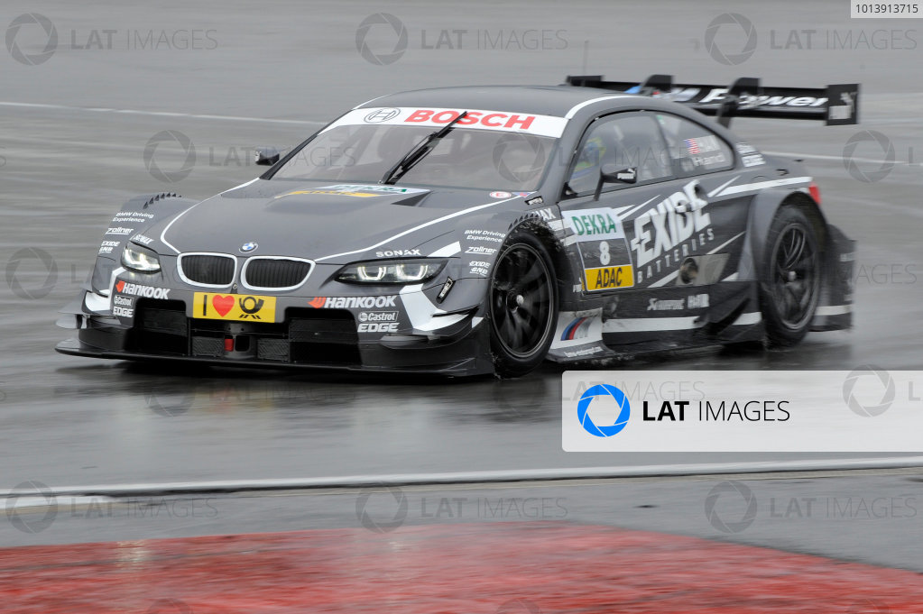 Hockenheim, Germany 10th April 2013 Joey Hand (USA); BMW Team RBM; BMW M3 DTM World Copyright: xpb Images/LAT Photographic ref: Digital Image 2579632_HiRes