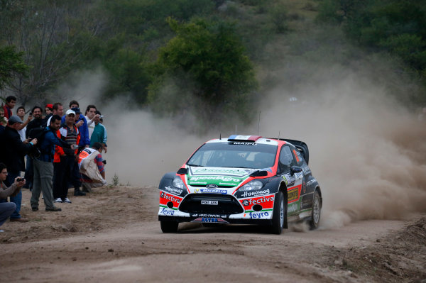 2013 World Rally Championship Rally Argentina 1st - 4th May 2013 Gabriel Pozzo, Ford, action Worldwide Copyright: McKlein/LAT