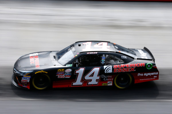 NASCAR Xfinity Series Fitzgerald Glider Kits 300 Bristol Motor Speedway, Bristol, TN USA Friday 21 April 2017 JJ Yeley World Copyright: Lesley Ann Miller LAT Images
