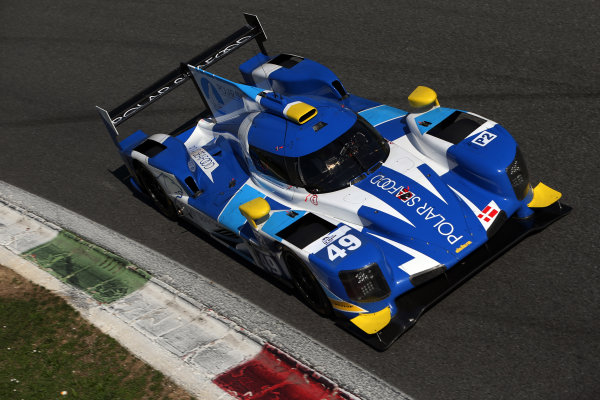 2017 European LeMans Series Monza, Italy. 28th-29th March 2017 Dennis Andersen (DNK) / Anders Fjordbach (DNK) - HIGH CLASS RACING - Dallara P217 ? Gibson Copyright - JEP/LAT Images