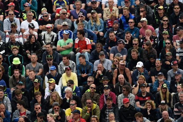 2017 Moto2 Championship - Round 8 Assen, Netherlands Sunday 25 June 2017 Fans World Copyright: Gareth Harford/LAT Images ref: Digital Image 680540