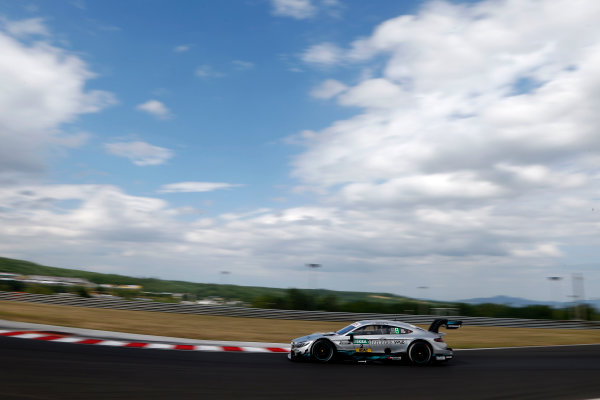 2017 DTM Round 3 Hungaroring, Budapest, Hungary. Sunday 18 June 2017. Gary Paffett, Mercedes-AMG Team HWA, Mercedes-AMG C63 DTM World Copyright: Alexander Trienitz/LAT Images ref: Digital Image 2017-DTM-R3-HUN-AT2-1330