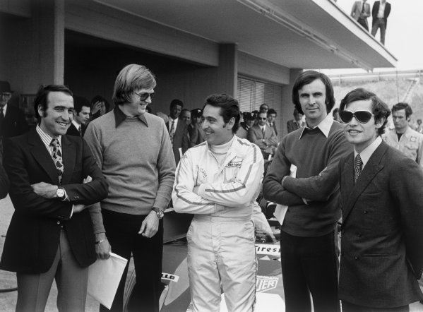 Fiorano Circuit, Maranello, Italy.