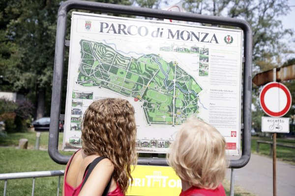 2007 Italian Grand PrixAutodromo Nazionale Monza, Italy.6th September 2007Atmosphere.World Copyright: Andrew Ferraro / LAT Photographicref: Digital Image VI5L9009