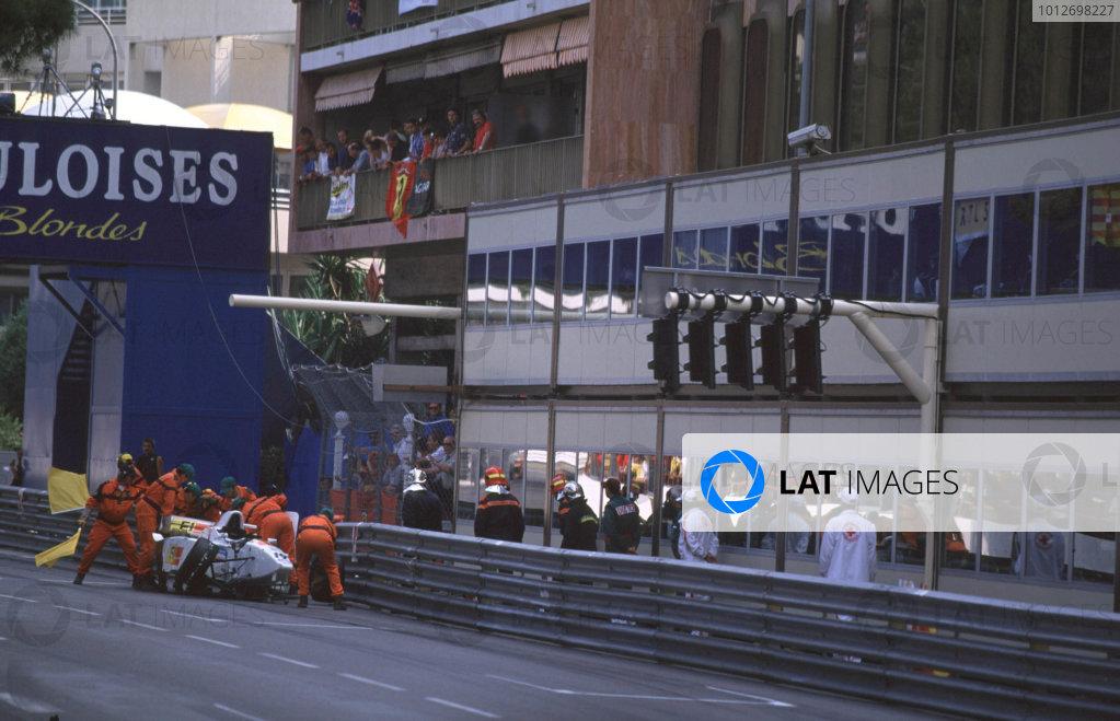 International F3000 Monaco