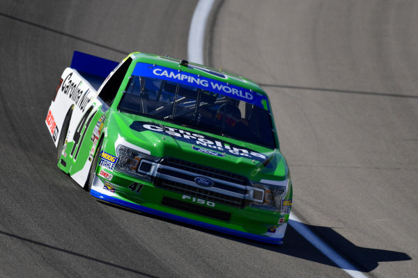#41: Ben Rhodes, ThorSport Racing, Ford F-150