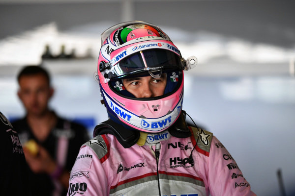 Sergio Perez, Racing Point Force India