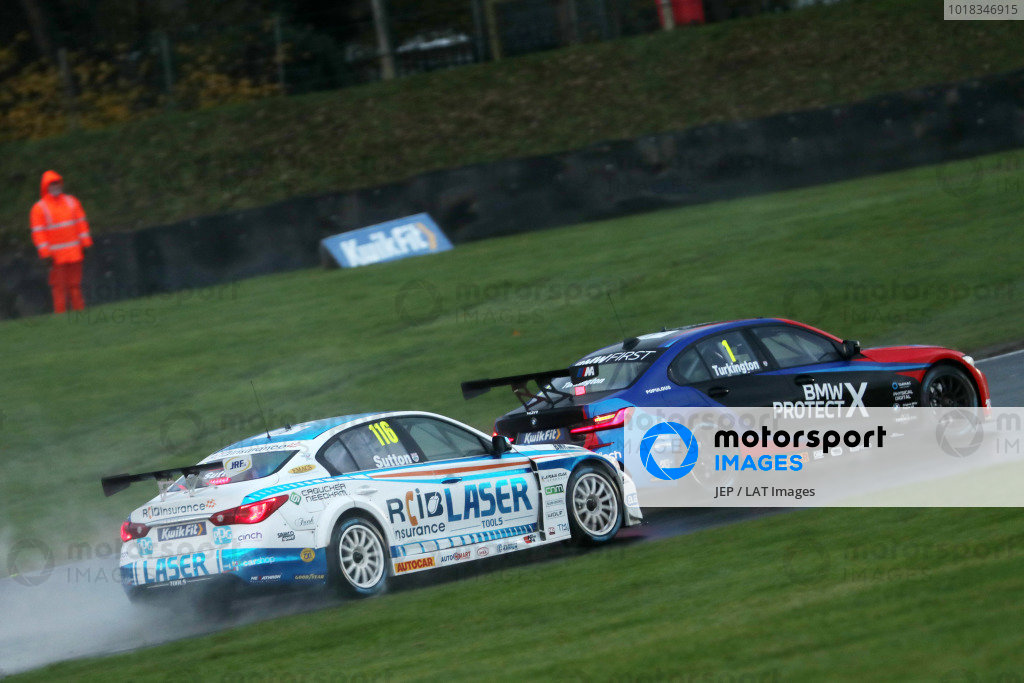 Colin Turkington (GBR) - Team BMW BMW 330i M Sport