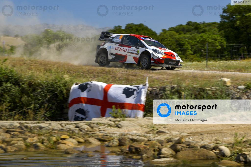 Takamoto Katsuta (JPN), Toyota Gazoo Racing WRT, Toyota Yaris WRC 2021