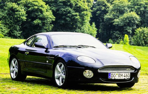 Aston Martin, DB7 GT, 2003