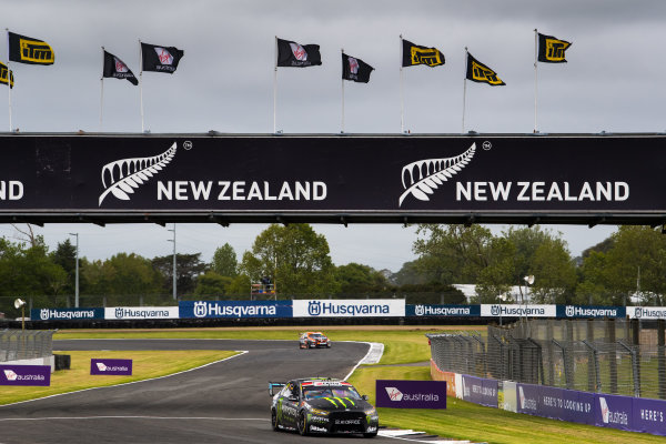 2017 Supercars Championship Round 14.  Auckland SuperSprint, Pukekohe Park Raceway, New Zealand. Friday 3rd November to Sunday 5th November 2017. Cameron Waters, Prodrive Racing Australia Ford.  World Copyright: Daniel Kalisz/LAT Images  Ref: Digital Image 031117_VASCR13_DKIMG_0298.jpg