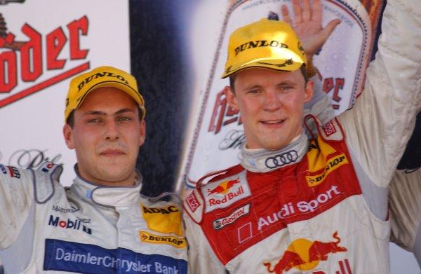 2005 DTM ChampionshipLausitz, Germany. 17th - 18th September 2005xWorld Copyright: Andre Irlmeier / LAT Photographicref: Digital Image Only