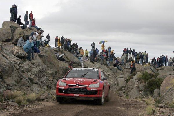 2008 FIA World Rally ChampionshipRound 04Rally Argentina 27-30 of MarchConrad Rautenbach, Citroen, ActionWorldwide Copyright: McKlein/LAT
