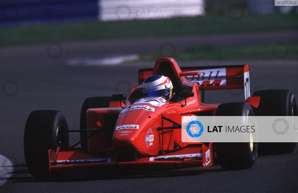 2000 International F3000 Testing.