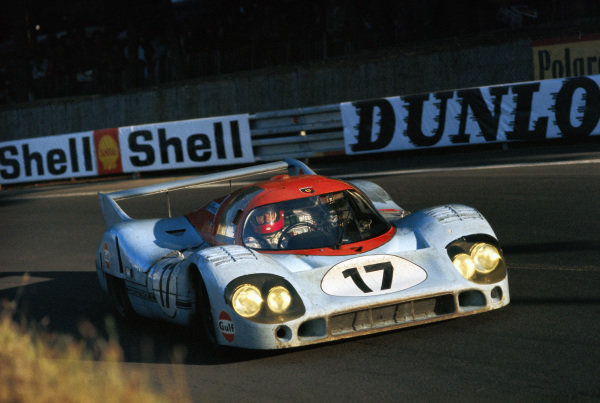 Jo Siffert / Derek Bell, J. W. Automotive Engineering, Porsche 917 LH.