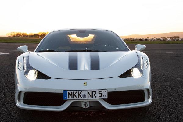 Ferrari 458 Speciale, 2014